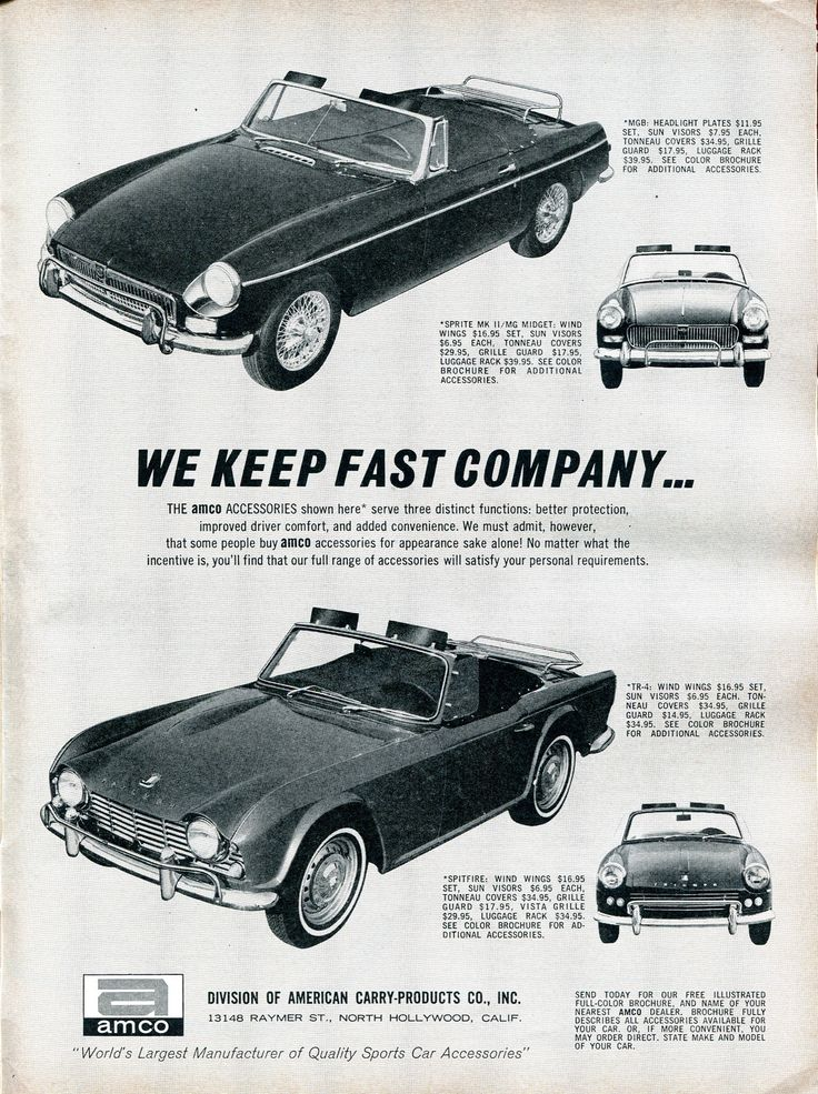310 Best Mg Brochures And Ads Images On Pinterest Cars