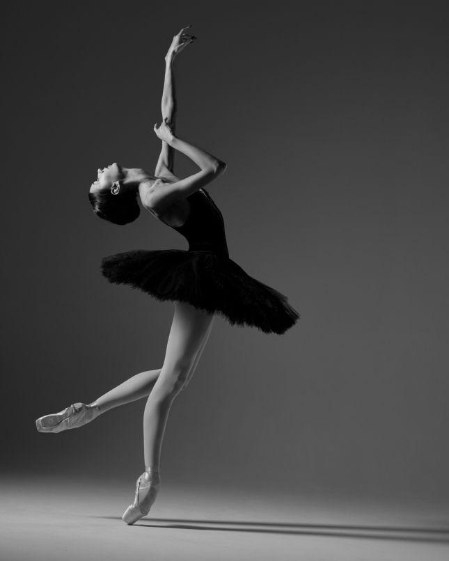 Anna Turchaninova Анна Турчанинова, Bolshoi Ballet Большой театр  © Niv Novak