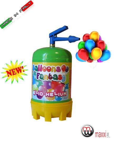 Small Disposable 1.2l helium balloon tank ( 0,12m3 helium compressed) Take advantage of our Special Offers !  Contact us for more information ! -    Factory Direct Sale  -    Guaranteed Low Price -    Private label on request