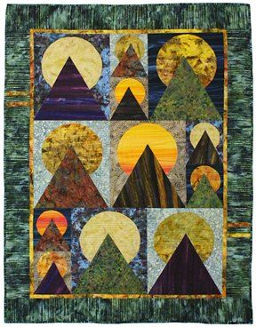 moon over mountain quilt pattern krista blog quilt enough for me