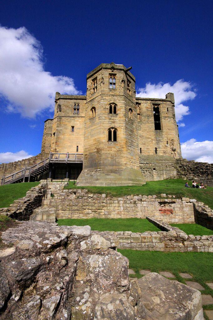 Warkworth Castle - Northumberland, England