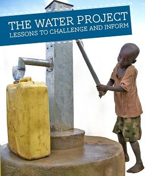 Water Crisis - Lesson Plans and Teachers Guide for High School through Elementary Grades