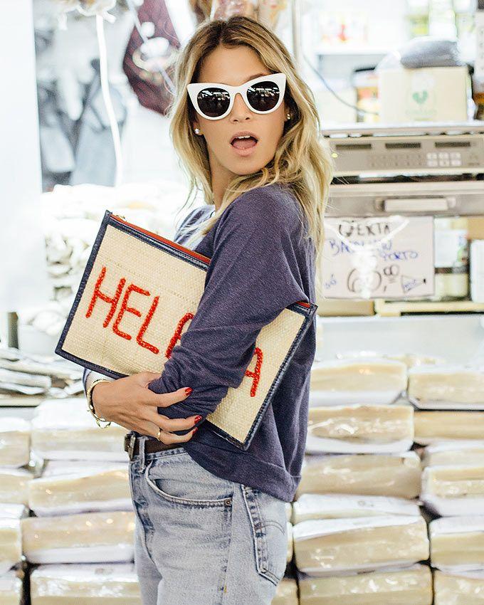 La 'it girl' Helena Bordon nos descubre su Brasil más 'fashion'