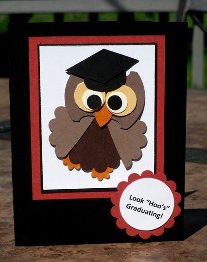 Senior Owl by enm1974 - Cards and Paper Crafts at Splitcoaststampers