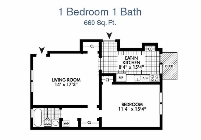 bath 660 sq ft apartments in hamden ct pinterest bedroom