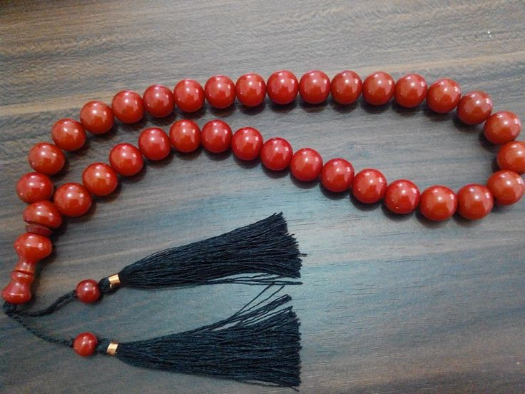 Tasbih pocok (buah gebang) 12mm isi 33. Check www.indonesianhandycraft.com for more info.