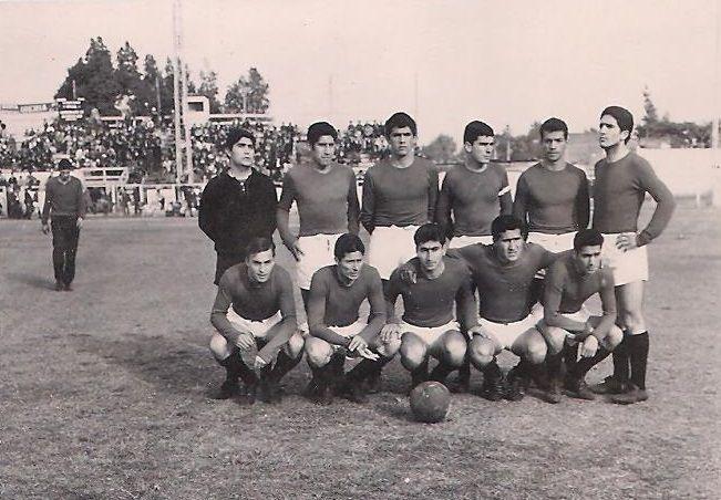 se ve a Ñublense en el estadio puentealtino antes de ganarle a Iberia