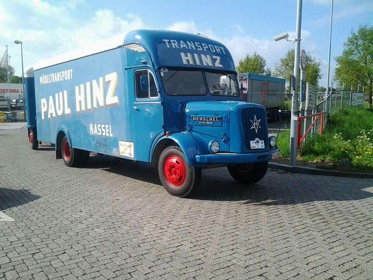 Hanomag-Henschel. Combi.