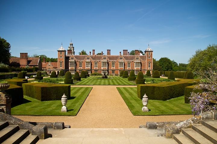 Blickling Hall, Norfolk, England