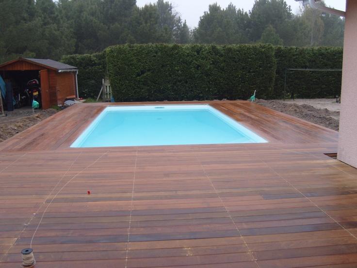 les 13 meilleures images du tableau terrasse piscine sur pinterest piscines terrasse piscine. Black Bedroom Furniture Sets. Home Design Ideas