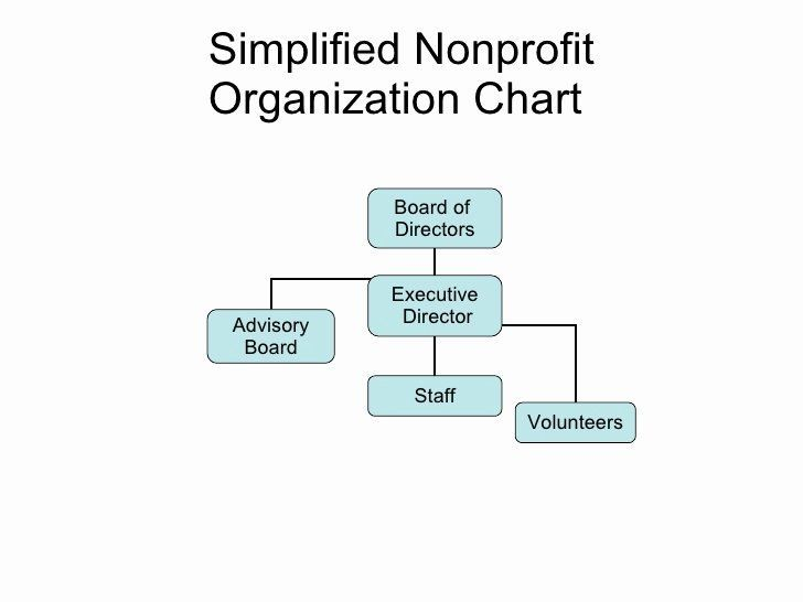 Nonprofit Organizational Chart Template Awesome Simplified Nonprofit Org Chart Awesome C Chart School Organizational Chart Org Chart