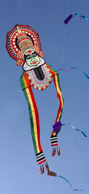 Gujarat Kite Festival - India.. Though kite festivals are prevalent in various parts of world.... :):)