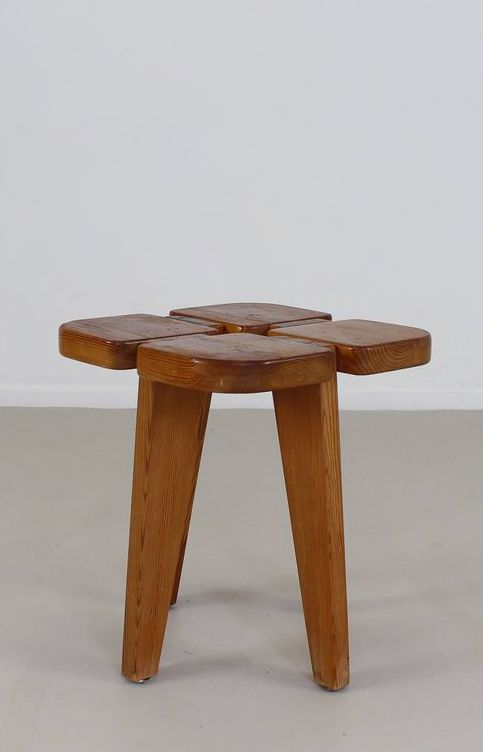 sold by 1stdibs. Lisa Johansson-Pape / Stool / 1950s