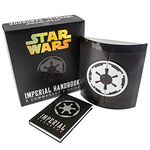 Want it!  Star Wars: Imperial Handbook Deluxe Edition