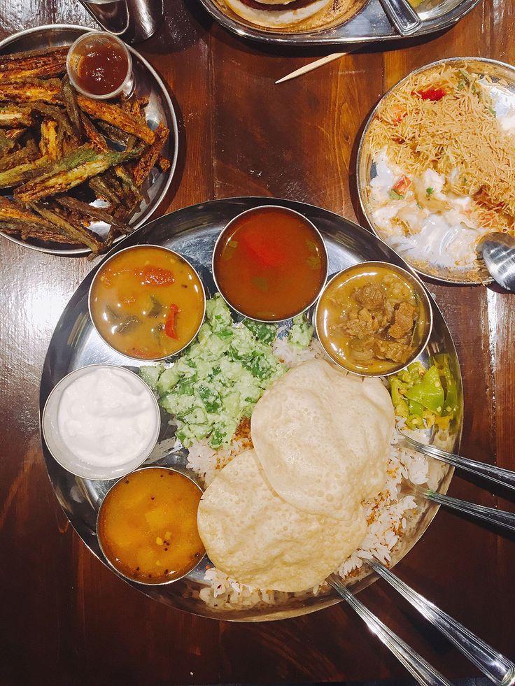 8 great Indian restaurants in Montreal #willtravelforfood #foodandtravel #food #indian #travel #Montreal #mtlfood #indianfood #thali #vegetarian #mtlmoments