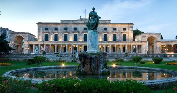 The Corfu Museum of Asian Art is the only museum in Greece exclusively dedicated to Far Eastern and Indian art and antiquity. The museum is housed in the Palace of Sts Michael and George.