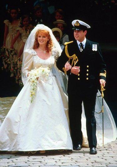 The Wedding of Prince Andrew and Sarah Ferguson, London, Britain - 23 Jul 1986