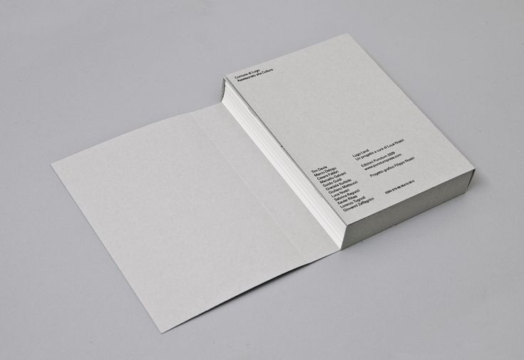 Studio Filippo Nostri – Recent Projects Special: Portfolio Design, Design Inspiration, Ideas Graph Design, Books Boxes Construction, Books Design, Editorial Design, Portfolio Inspiration, Promotion Ideas Graph, Cases Filippo