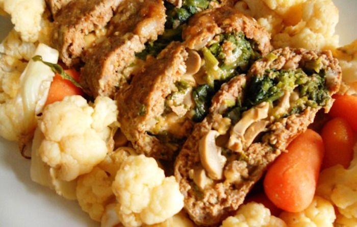 Il polpettone farcito con funghi e spinaci è una saporita ricetta in cui si mescoleranno tutti gli ingredienti dopo aver rosolato i funghi a fettine in padella e stendendo il composto nella teglia da forno unta d'olio, la cottura in forno completerà la cottura. Scopriamo i passaggi.