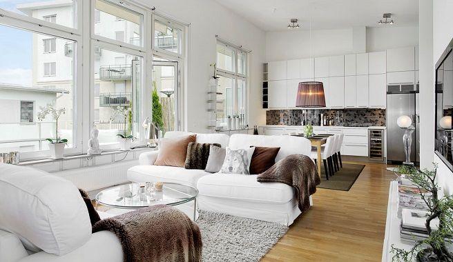 Consigue un salón moderno de forma sencilla