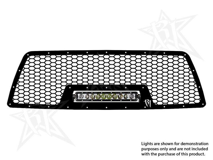 40553 - 2005-2010 Toyota Tacoma LED Grille