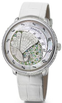 Fabergé Lady Compliquée Peacock