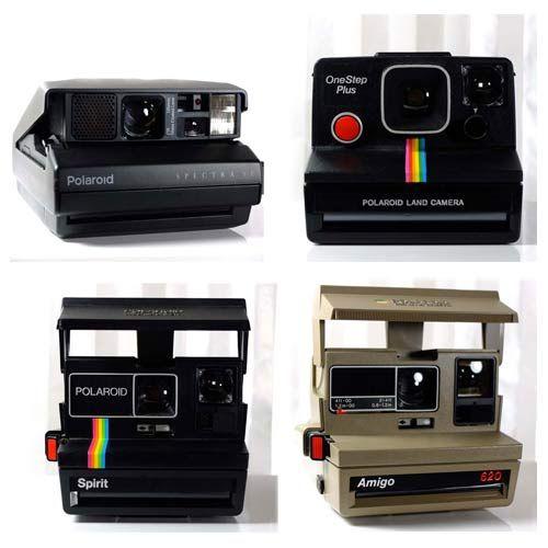 polaroid cameras for sale