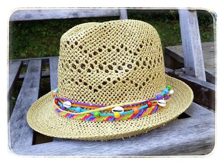 Hatband ou tour de chapeau (suite)