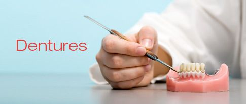Full dentures (also called complete dentures) are for patients who have lost all of their teeth. http://goo.gl/PnDff9
