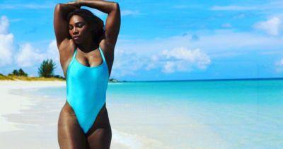 Serena Williams realiza sesión de fotos en topples - Noticias MVS