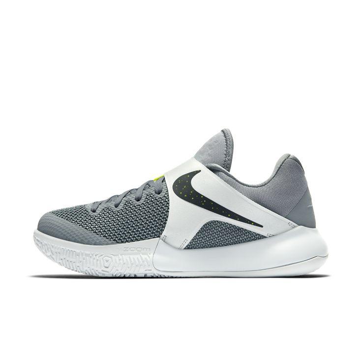 Nike Zoom Live Women's Basketball Shoe Size 10.5 (Grey)