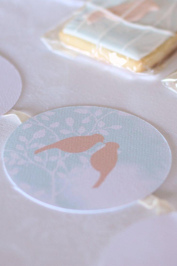 Bird Cage Bridal Shower by www.imprintables.com.au and www.hellonaomi.com.au