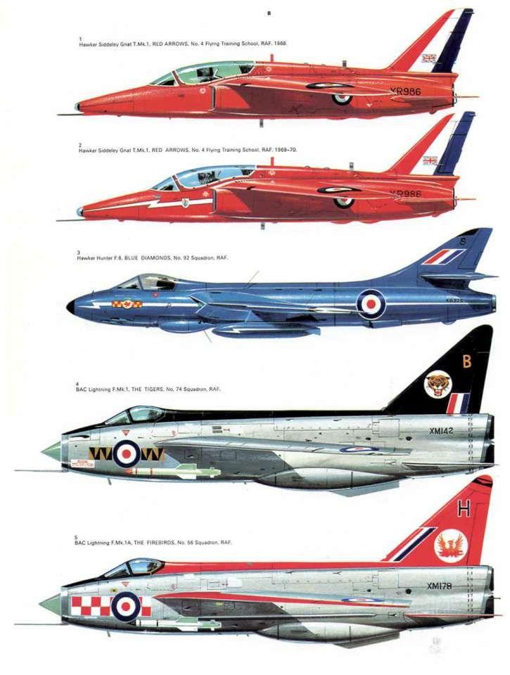 S07 Aerobatic Teams 1950-1970 Vol. 1 Page 28-960