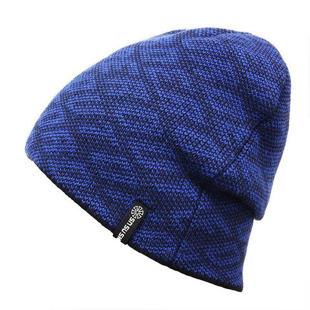 2017 Winter gorros Brand SNSUSK Snowboard Winter Ski hat skating lot caps skullies and beanies for men women Hip Hop caps