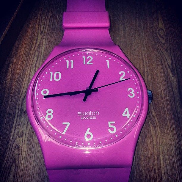 #Swatch: Ass Swatch, Time Ticktock, Pink Clocks, Flav Beats, Swatch Watches, Ticktock Pink, Beats Swatch, Clocks Hiphop, Big Ass