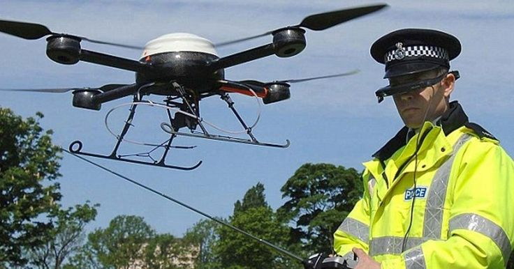 "Orwell Rolls in Grave as Police Roll Out Unprecedented Drone Air Force to ""Track Anti-Social Behaviour"" - https://therealstrategy.com/orwell-rolls-in-grave-as-police-roll-out-unprecedented-drone-air-force-to-track-anti-social-behaviour/"