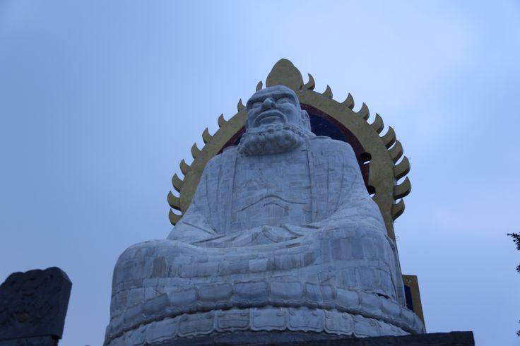 Bodhidarma. Shaolin.