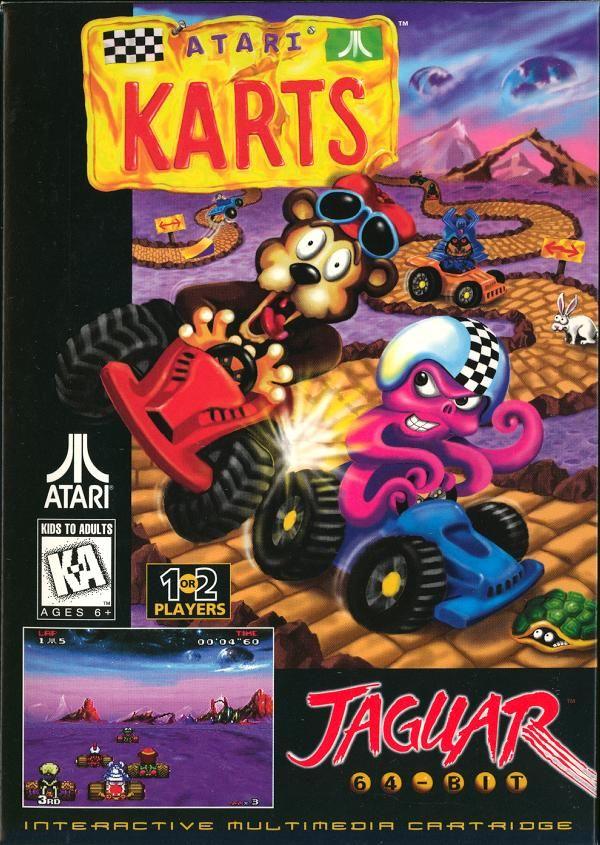 Atari Jaguar is 18 years old today! - NeoGAF