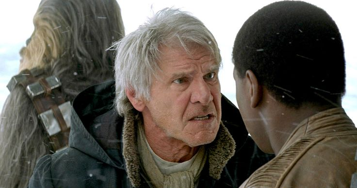 'Star Wars': Harrison Ford Teases Possible Return as Han Solo -- Harrison Ford says anything is possible when it comes to his return as Han Solo in a future 'Star Wars' movie or TV Show. -- http://movieweb.com/star-wars-harrison-ford-han-solo-return-future-movies/