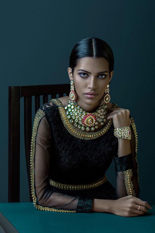 Ashish Shah - Jewelery Campaign | 2014 on Behance