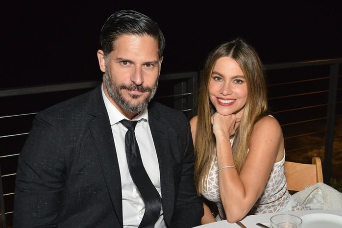 REPORT: Joe Manganiello is 'Stressing Out Big Time' Over Marrying Sofia Vergara