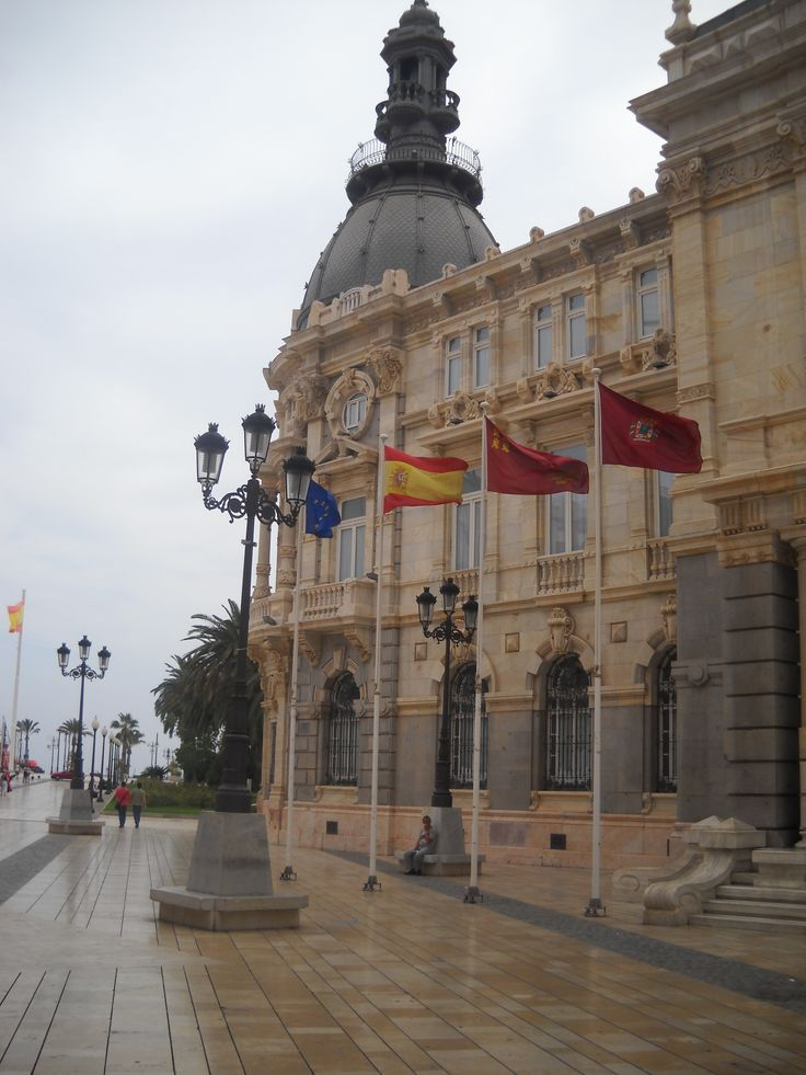 One Day at a Time: Cartagena, Spain.