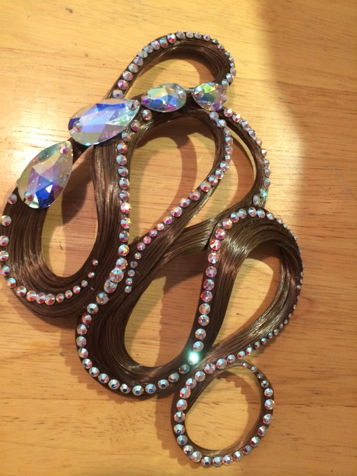 Hair piece for ballroom dance By Pakaorn Kuituan ( Best Design Dancewear )