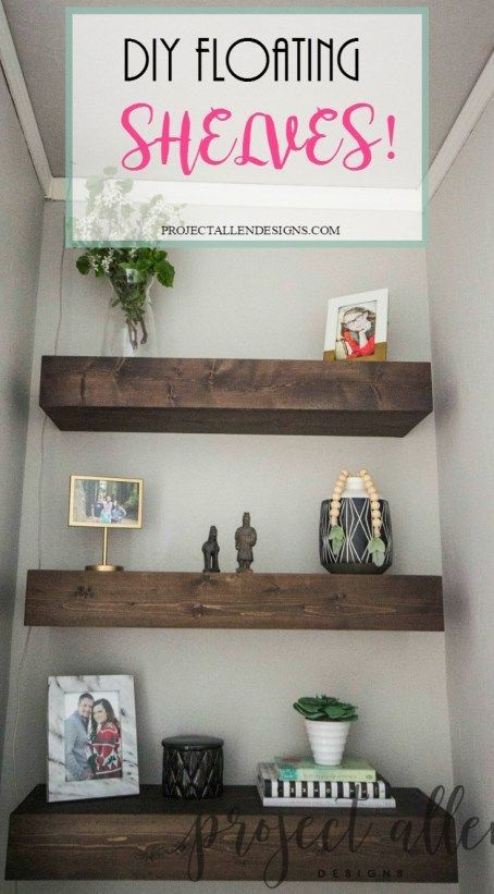 17 Best Images About Floating Shelves On Pinterest: Best 25+ Floating Shelves Ideas On Pinterest