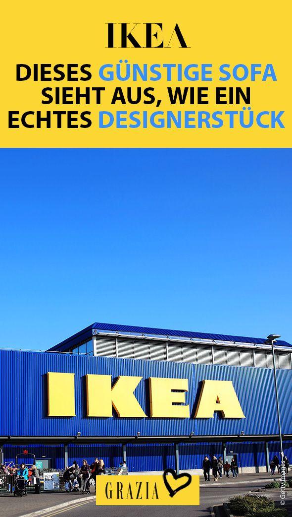 IKEA: Dieses günstige Sofa sieht aus, wie ein echtes Designerstück