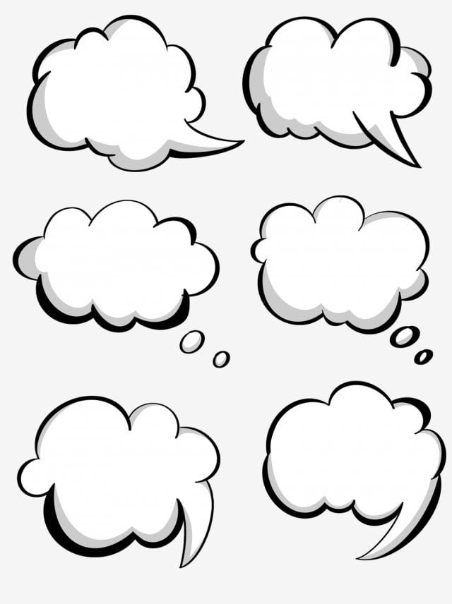 Explosion Cloud Memphis Dialog Bubble Available For Commercial Use Cartoon Lovely Sticker Png Transparent Clipart Image And Psd File For Free Download In 2020 Dialogue Bubble Graphic Design Background Templates Clip Art