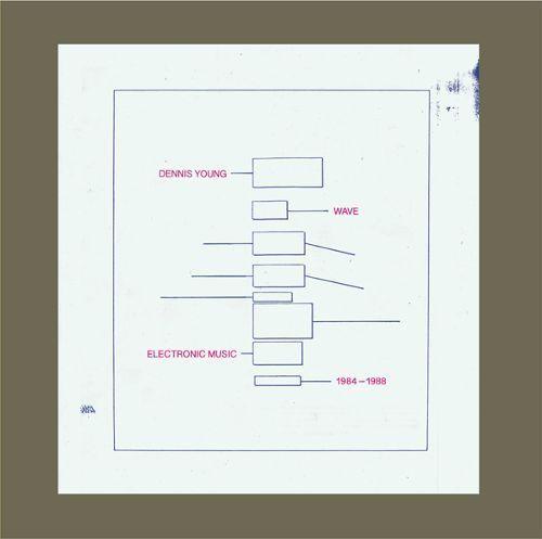 Wave: Electronic Music 1984-1988 [LP] - Vinyl