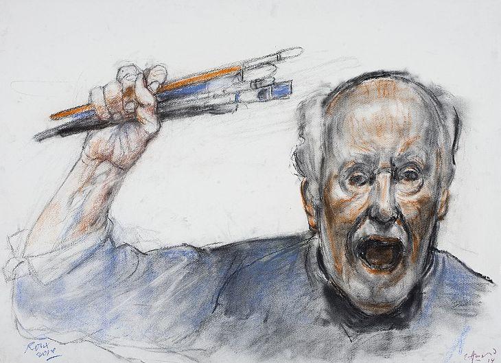 « Carlos Alonso/Guillermo Roux : Sean eternos los pinceles ». Cette exposition a lieu à la Galerie RO des arts jusqu'au 20 mars 2015.http://www.cityoki.com/fr/buenos-aires/evenement/carlos-alonso-guillermo-roux