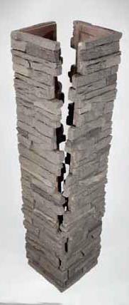 SlateStone Faux Stone Column Sleeves & Wraps