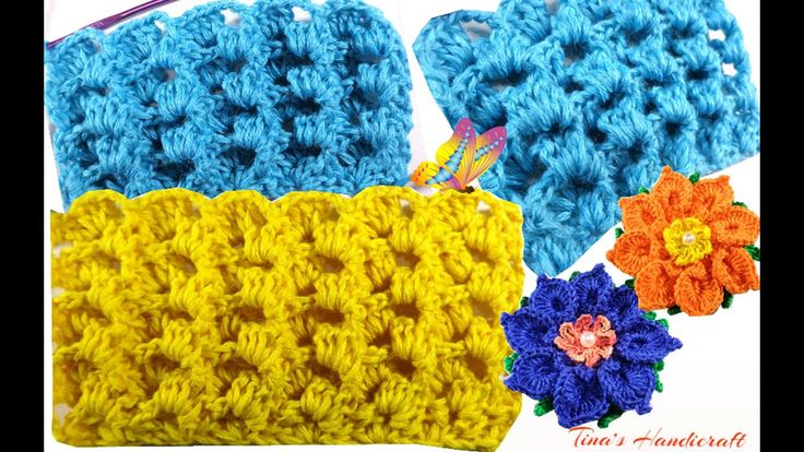 Crochet stitch No 28